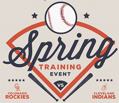Spring Training Event